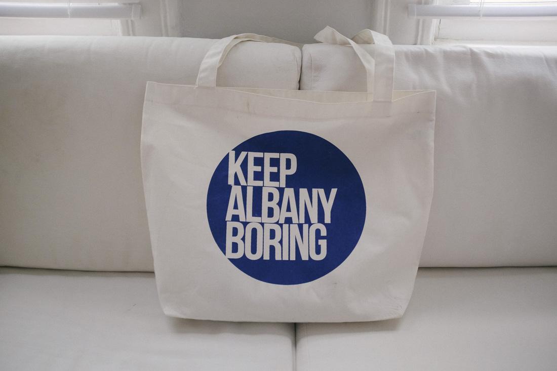 keepalbanyboring-totebag-blue